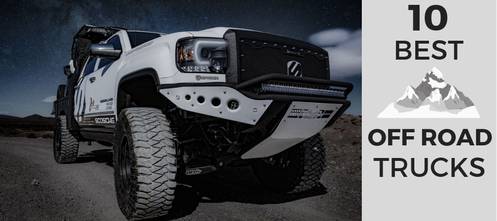 10 Off-Road Truck - Fleetworks of Houston Article