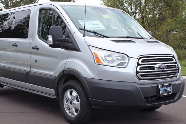 12 passenger vans