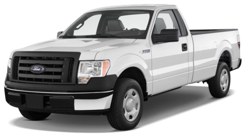 2008 - 2014 Ford F-150 Best Used Truck Under 10000