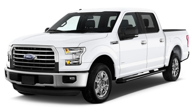 2015 Ford F-150 Bed Trucks