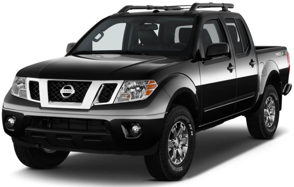 2015 Nissan Frontier Used Pickup Truck
