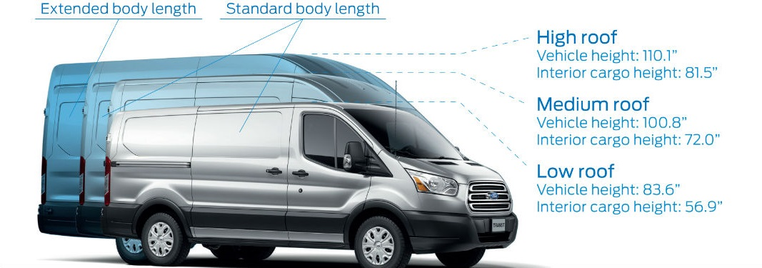 2018 Ford Transit 350 Extended Cargo Van