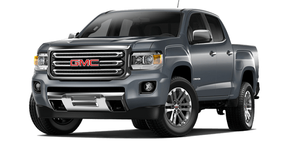 4-Cylinder GMC Canyon