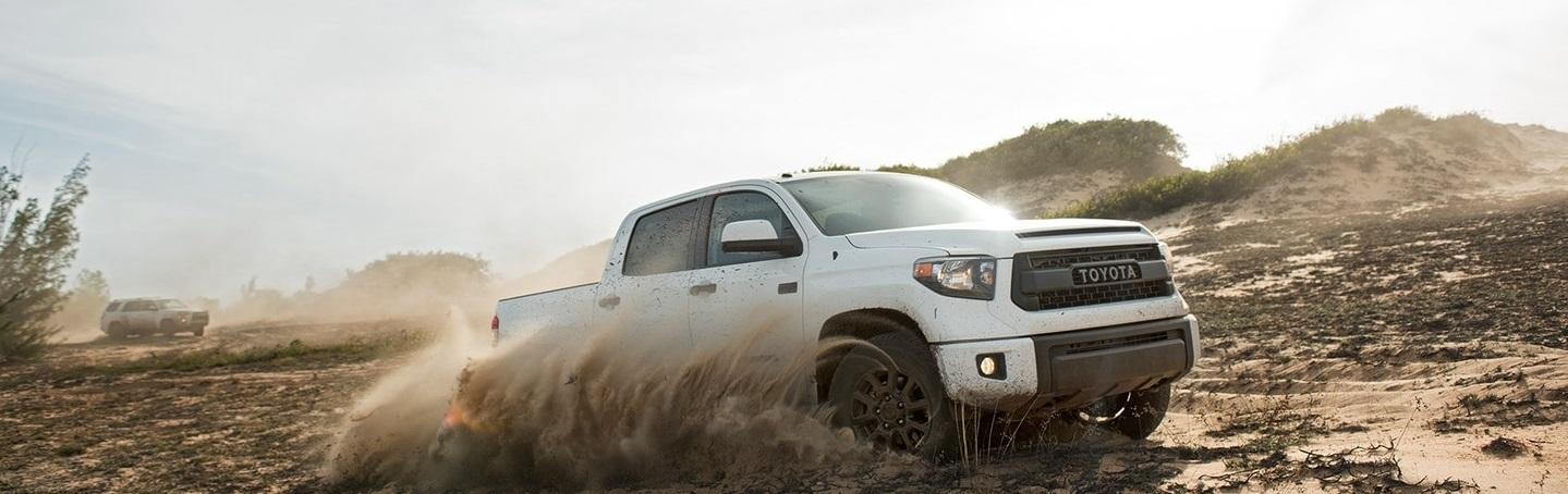 4x4 Trucks Toyota Tundra TRD Pro