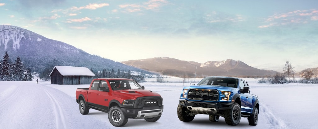 5 Best Trucks for Snow