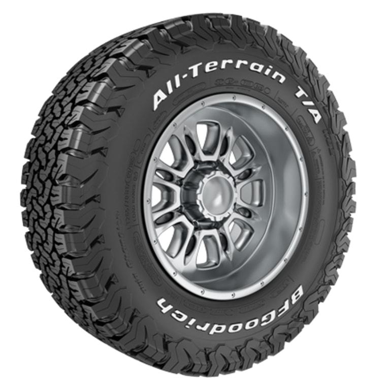 BFGoodrich All-Terrain T-A-KO2 Mud Tire
