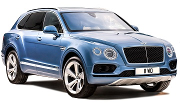 Bentley Bentayga – The Fastest