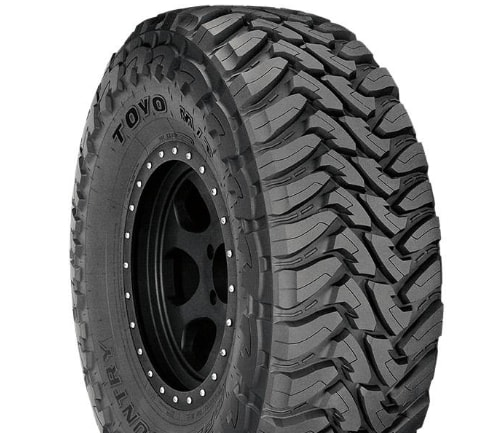 Best All Terain Tire Toyo Open Country M-T