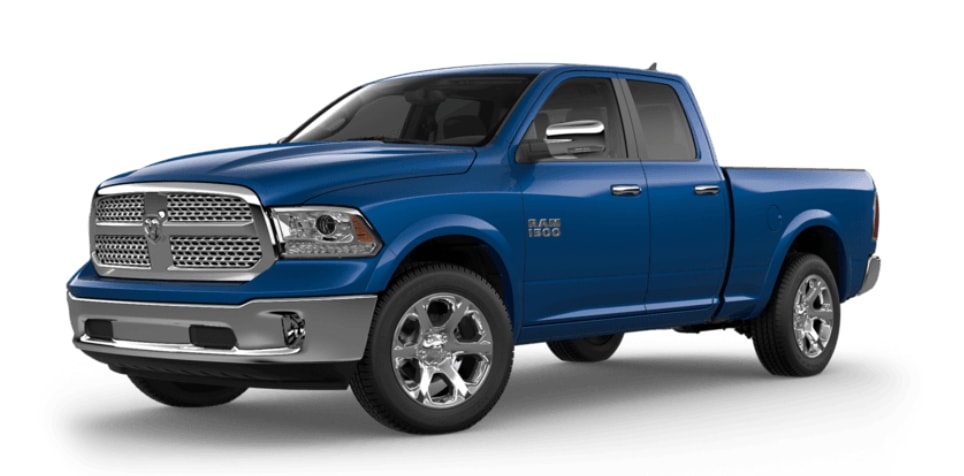 Best Gas Mileage Truck RAM 1500