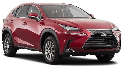 Best Used Hybrid SUV - Lexus NX 300h