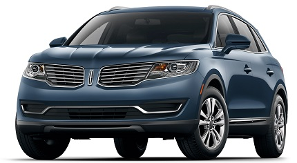 Best Used Luxury SUV - Lincoln MKX
