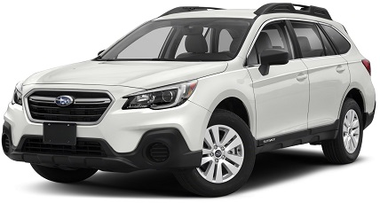 Best Used Small SUV - Subaru Outback