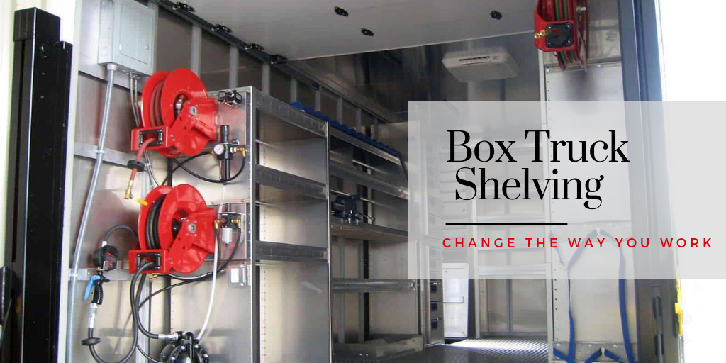 Box Truck Shelving and Accessories