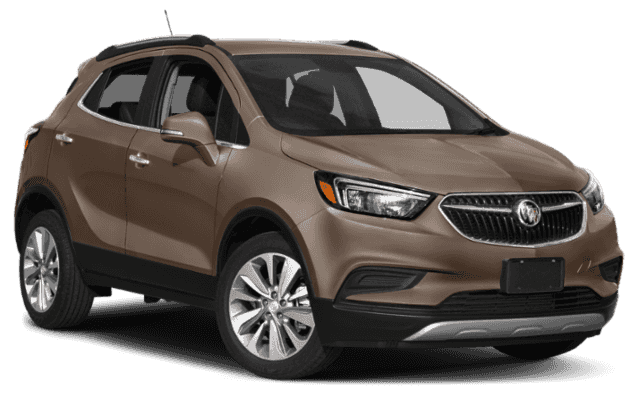 Buick Encore – Most Affordable SUV 2020