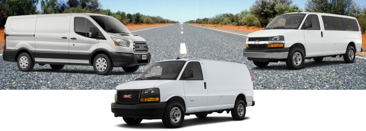 CNG vans 2019