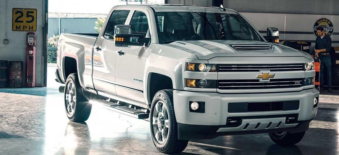 Chevrolet Silverado 2500-HD Diesel
