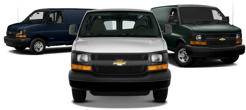Chevy Cargo Van – Commercial Vehicle That Built America