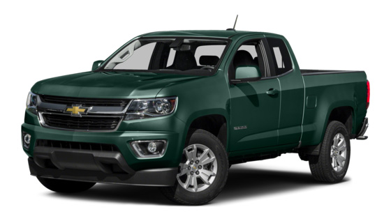Chevy Colorado 4-Cyinder
