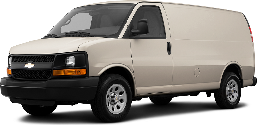Chevy Express CNG