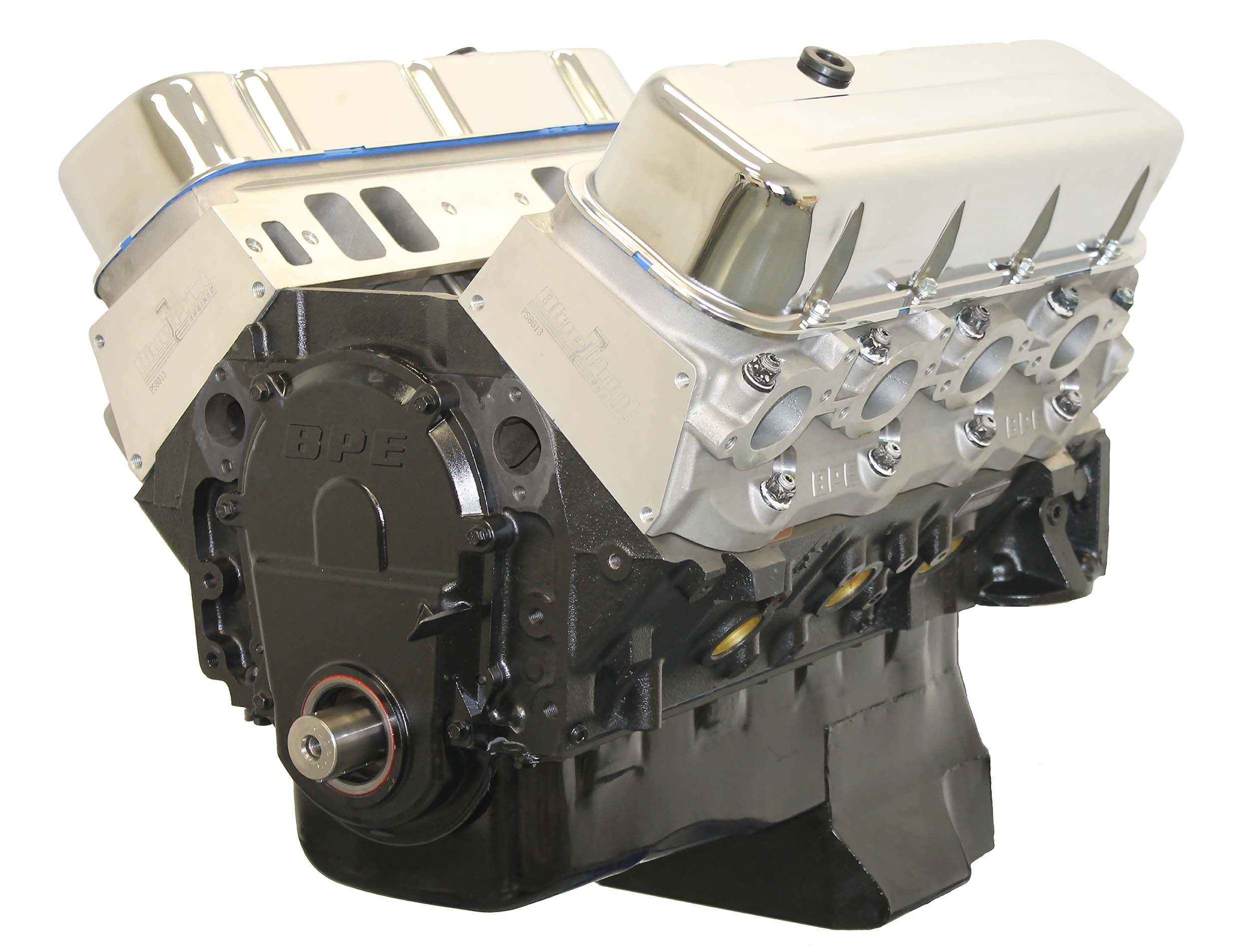Big Block Chevy Power Adder Crate Engine