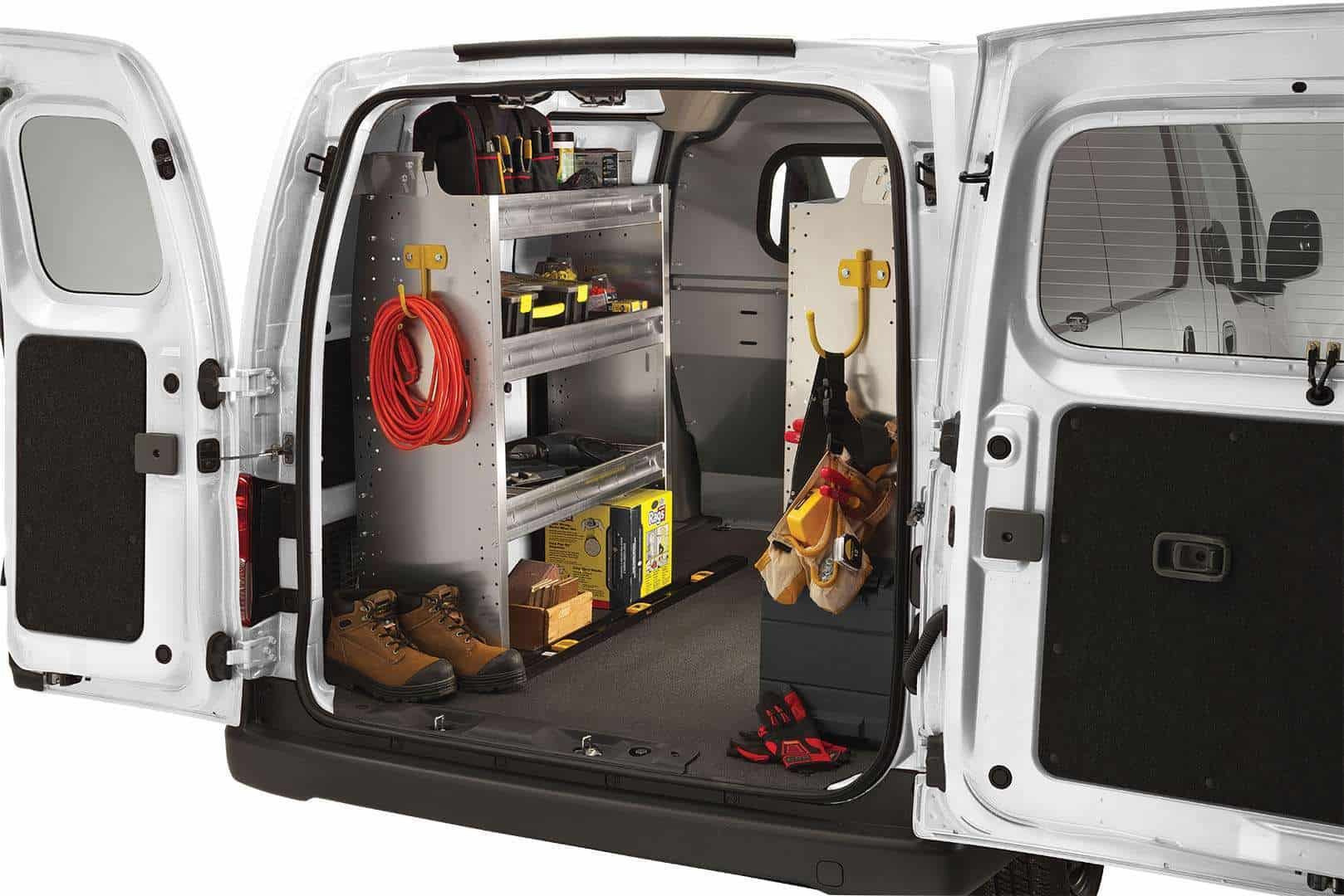 Contractor Van Shelving