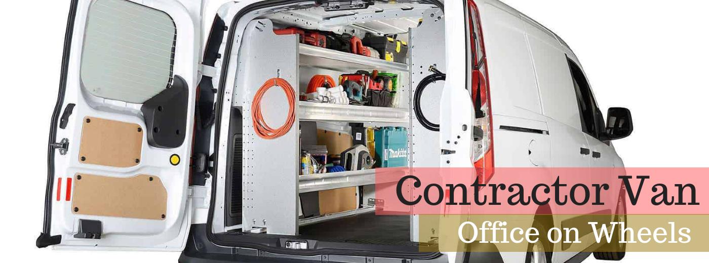 Contractor Van
