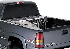 Design Mounted truck bed tool boxes