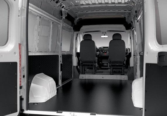 Dodge Ram ProMaster Cargo Van