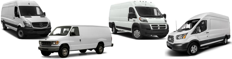 Extended Cargo Vans