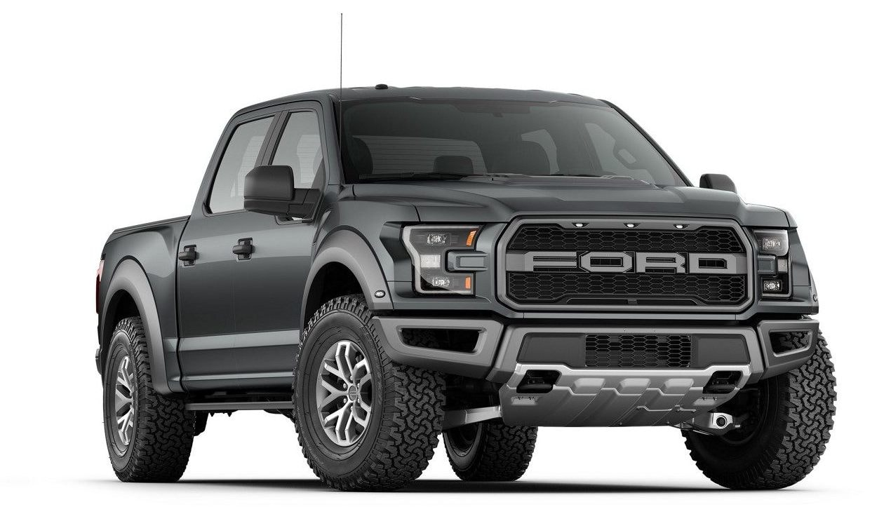 Ford F-150 Raptor Off Road Trucks