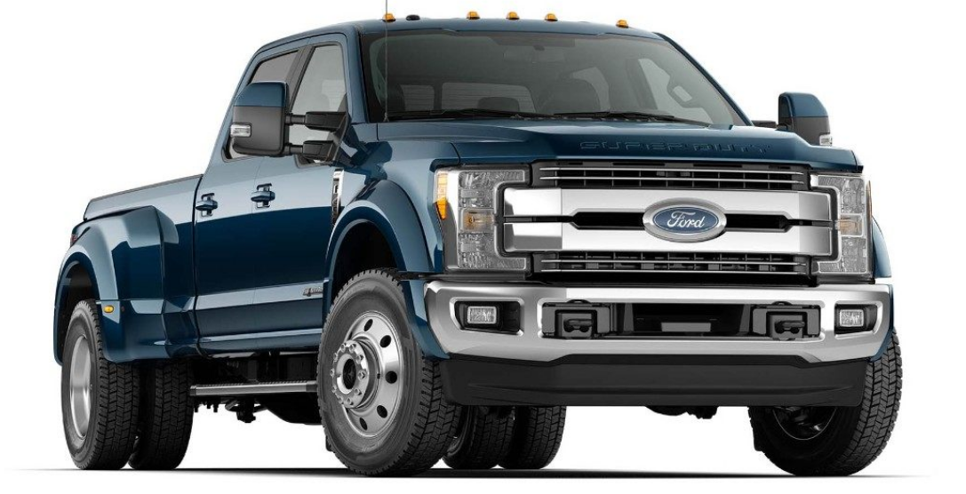 Ford F-450 Dually