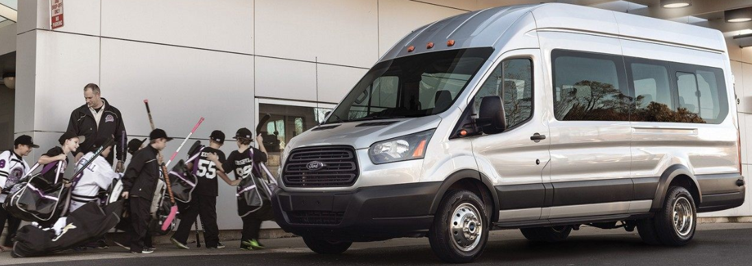 Ford Transit 15 Passenger Van
