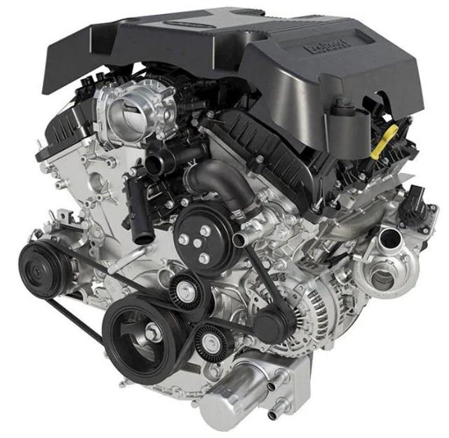 Ford Transit Cargo Van Engine Motor
