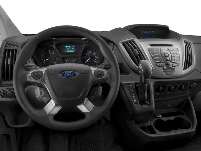 Ford Transit Cargo Van Interior