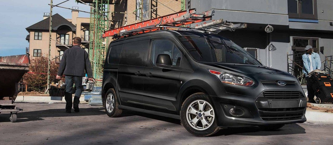 Ford Transit Connect Small Cargo Van