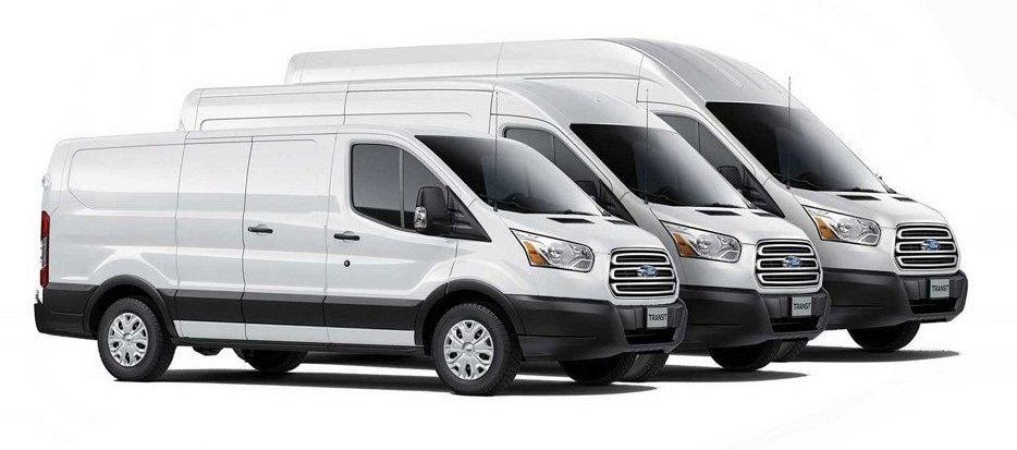 Ford Transit Diesel Cargo Van