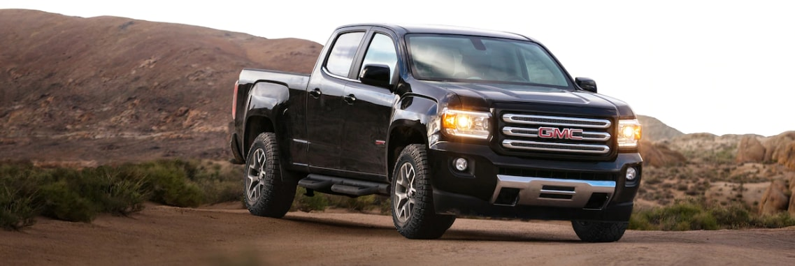 GMC Canyon All-Terrain X Denali All Terrain