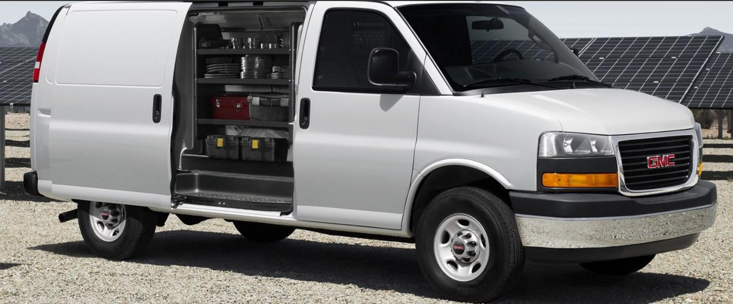 GMC Havana Cargo Van