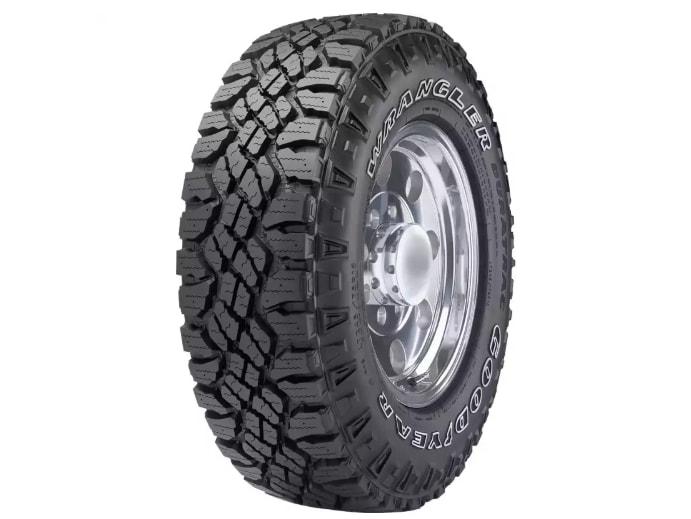 Goodyear Wrangler DuraTrac All Terrain Truck Tire