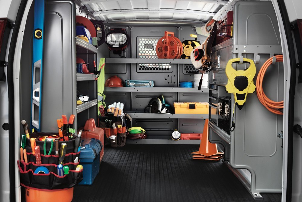HVAC Van Organization