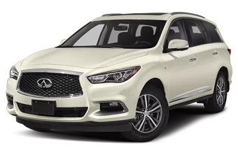Infiniti QX60 – Best Midsize Luxury SUV