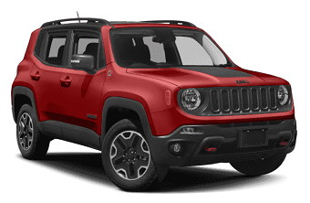 Jeep Renegade Trailhawk – Best Luxury Compact SUV