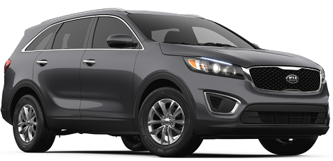 Kia Sorento 3rd row vehicles