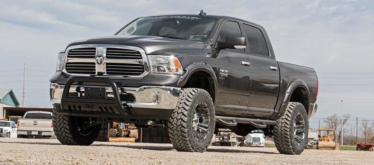 Lifted Trucks 2020