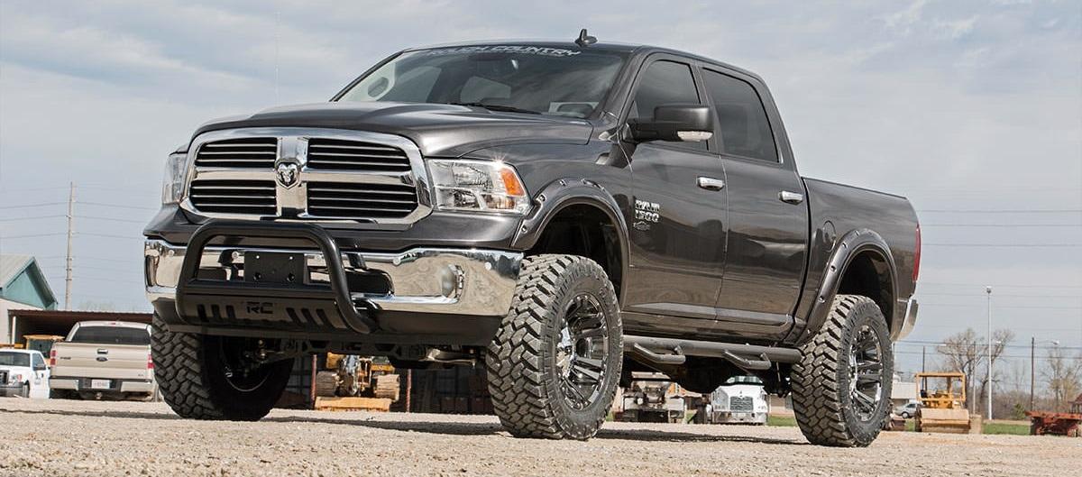 Lifted Trucks Houston