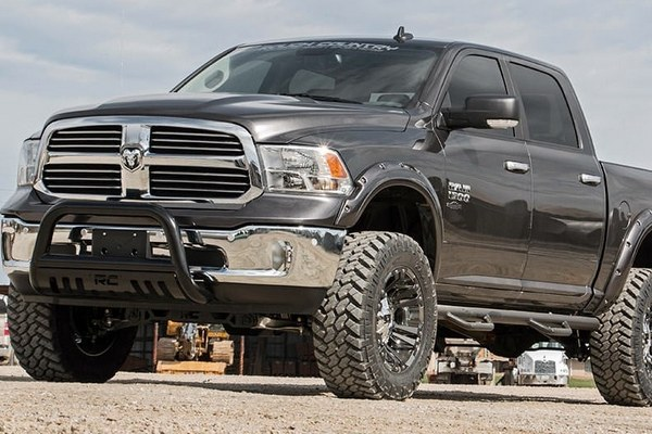 Lifted-Truck