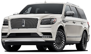 Lincoln Navigator – Best Full-Size Luxury SUV