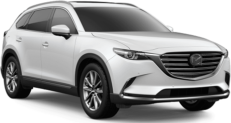 Mazda CX-9 best 3rd row suv