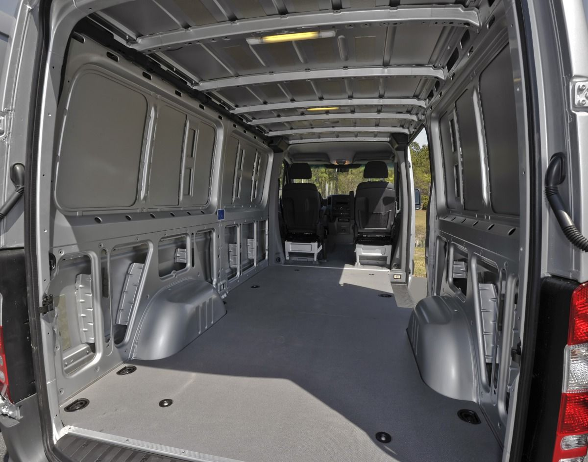 Mercedes – Benz Sprinter Cargo Van