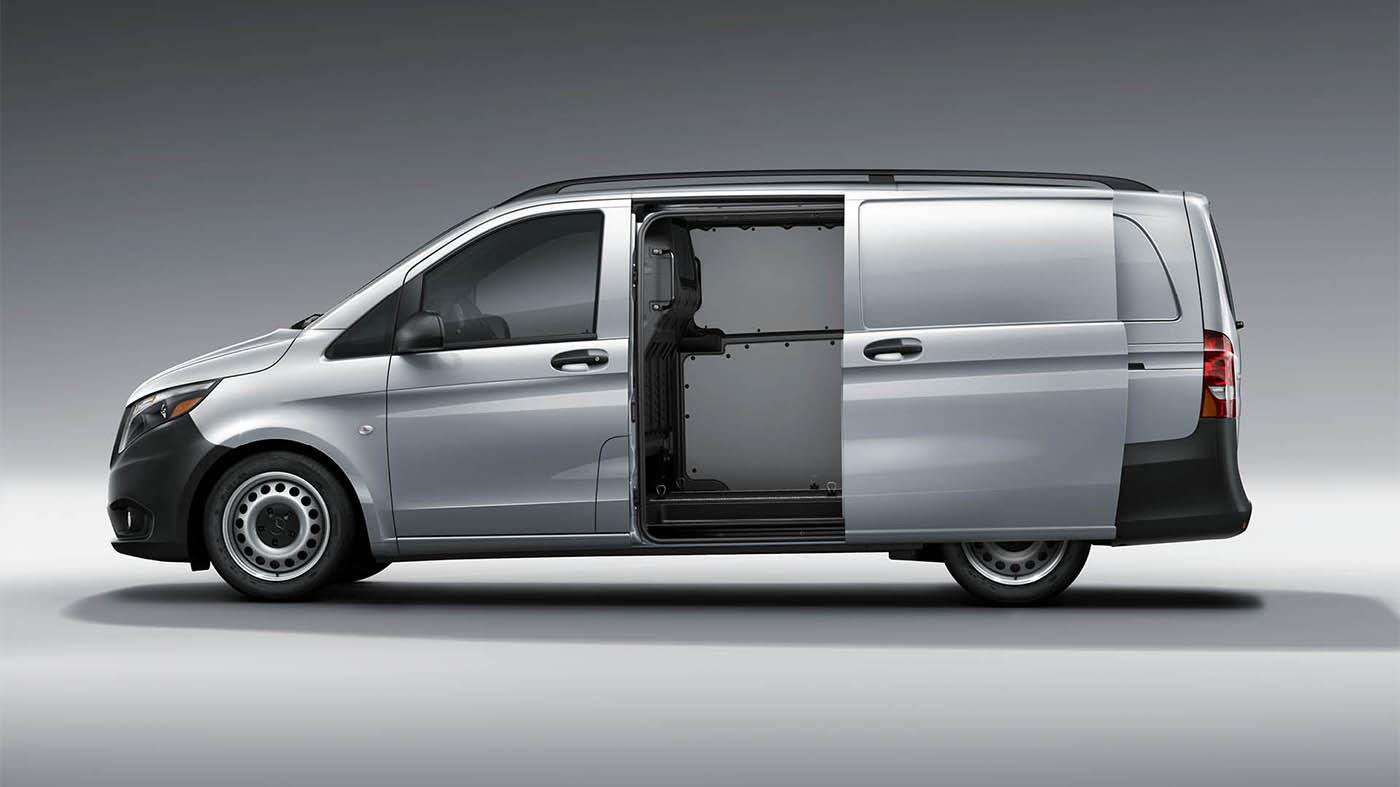 Mercedes Metris Mid-Sized Cargo Van